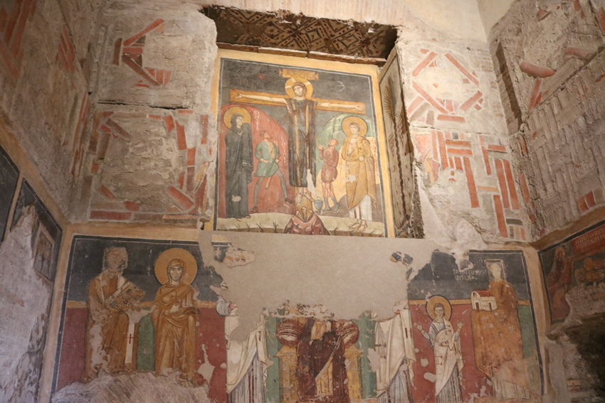 Santa Maria Antiqua CC Flickr by KatieThebeau