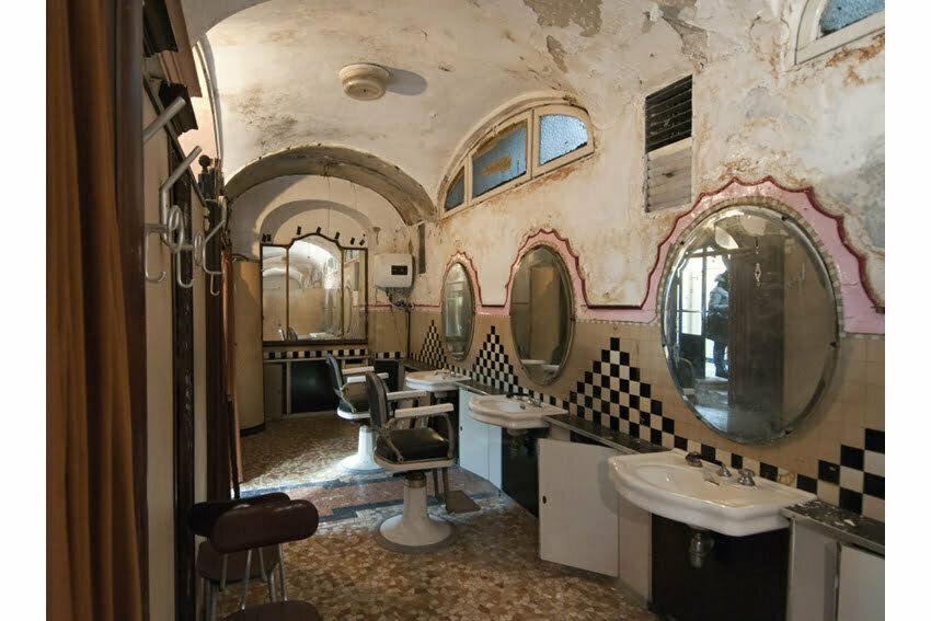 Albergo diurno metropolitano venezia: art déco albergo diurno e