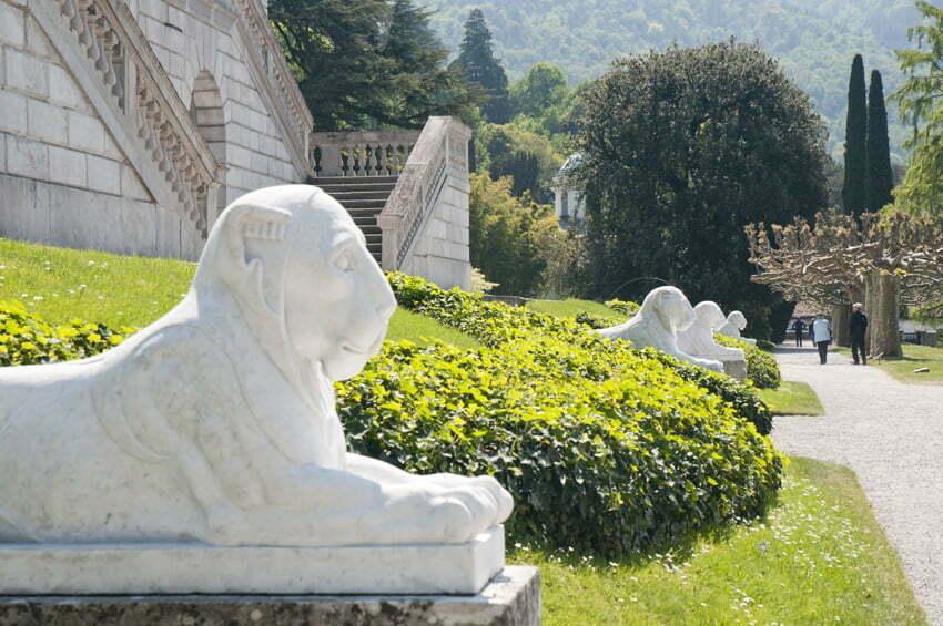 villa Melzi d'Eril 2