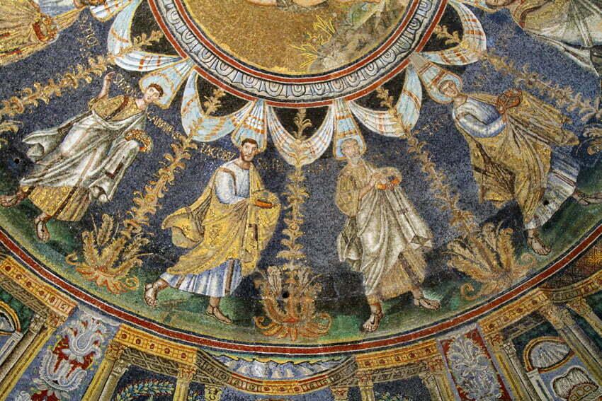 Baptysterium Ortodoksów by Carlo Pelagalli CC 3.0 Wikimedia Commons