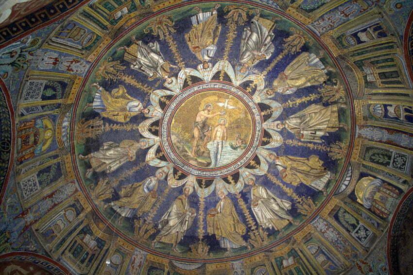 Baptysterium Ortodoksów by Incola CC 3.0 Wikimedia Commons