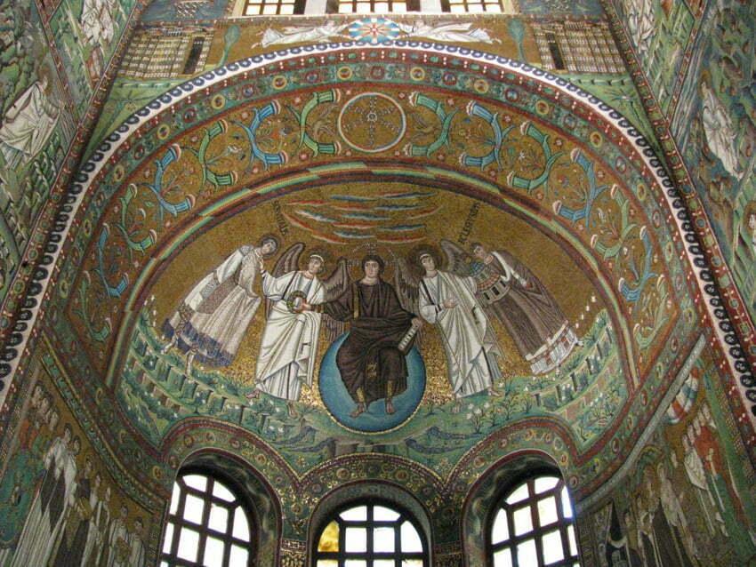 Bazylika San Vitale by Testus CC 3.0 Wikipedia