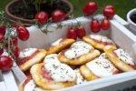 Pizzette: sycylijskie przekąski