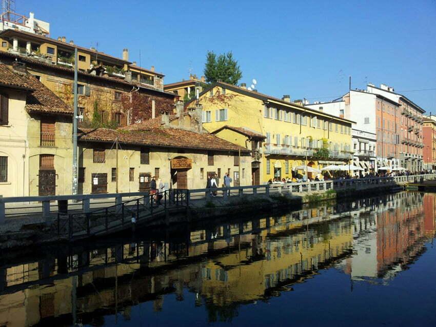 Mediolańskie kanały