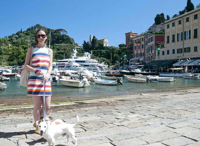 Włochy z Psem