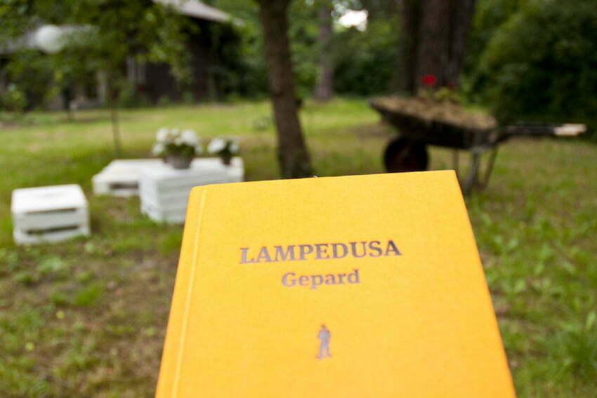 """Giuseppe Tomasi di Lampedusa """"Gepard"""""""