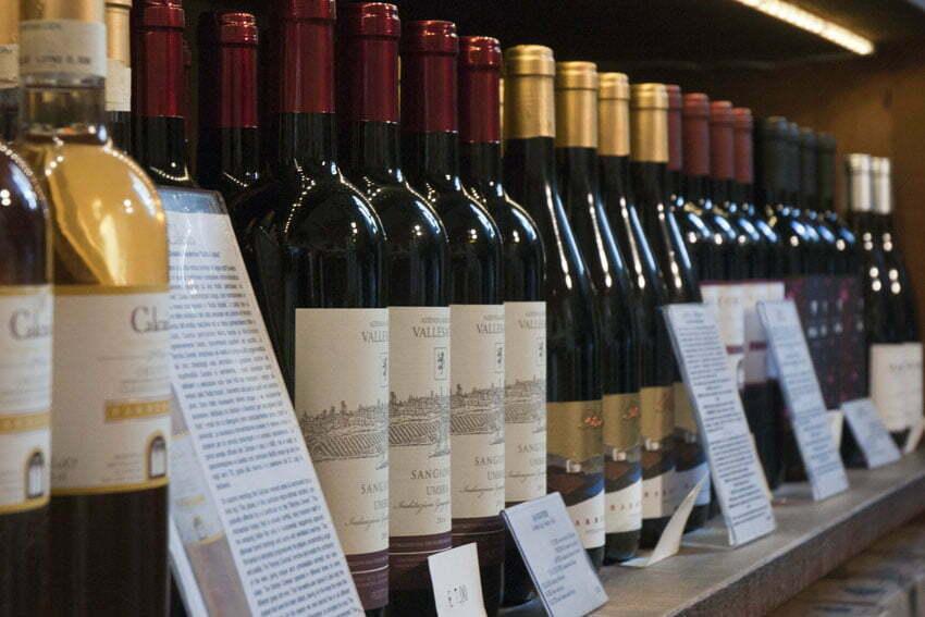 wina umbryjskie