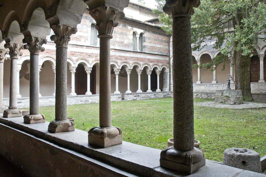 Abbazia San Nicolò di Piona 3