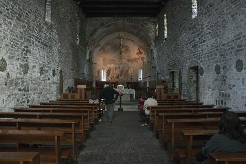 Abbazia San Nicolò di Piona 2