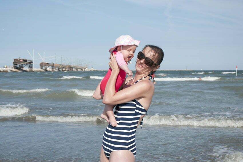 Bandiere verdi 2017 - najlepsze włoskie plaże dla rodzin z dziećmi