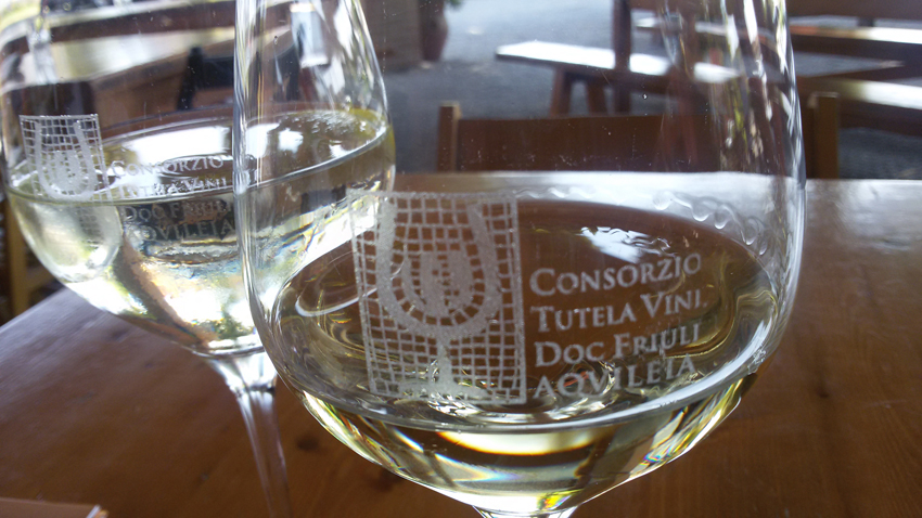 wino z Akwilei