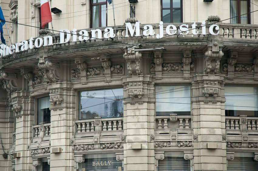 Hotel Sheraton Diana