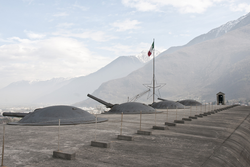 Forte Montecchio Nord
