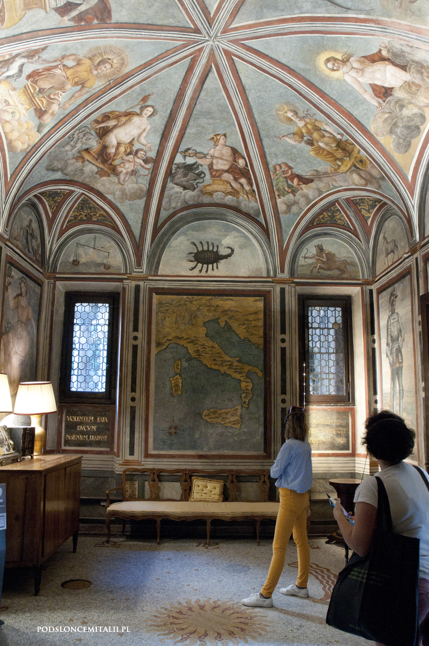 Winnica Leonarda da Vinci w Mediolanie