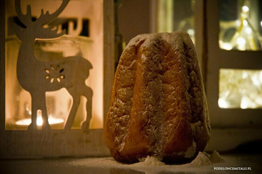 Pandoro: bożonarodzeniowa babka z Werony