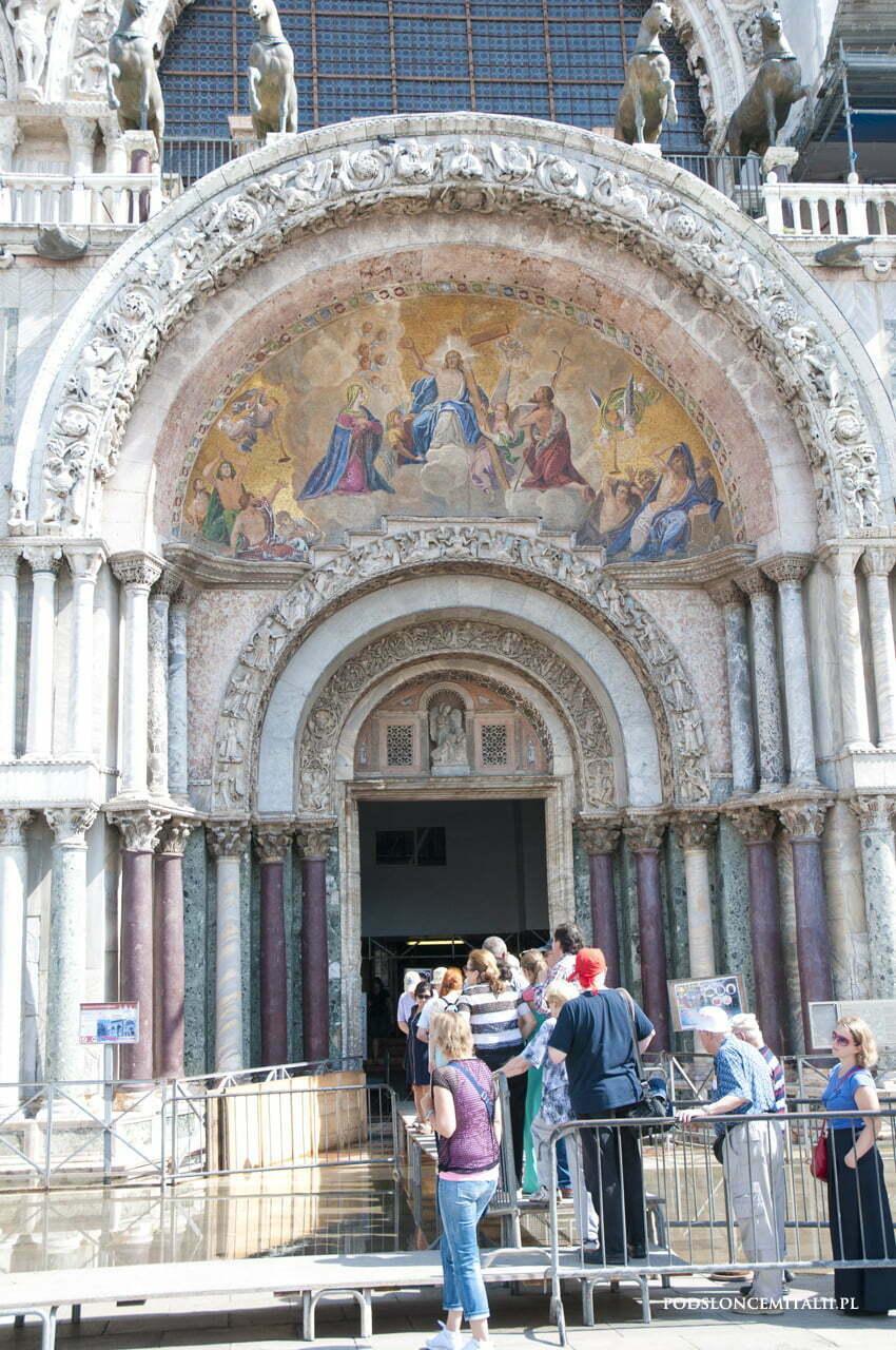 sekrety Bazyliki św. Marka