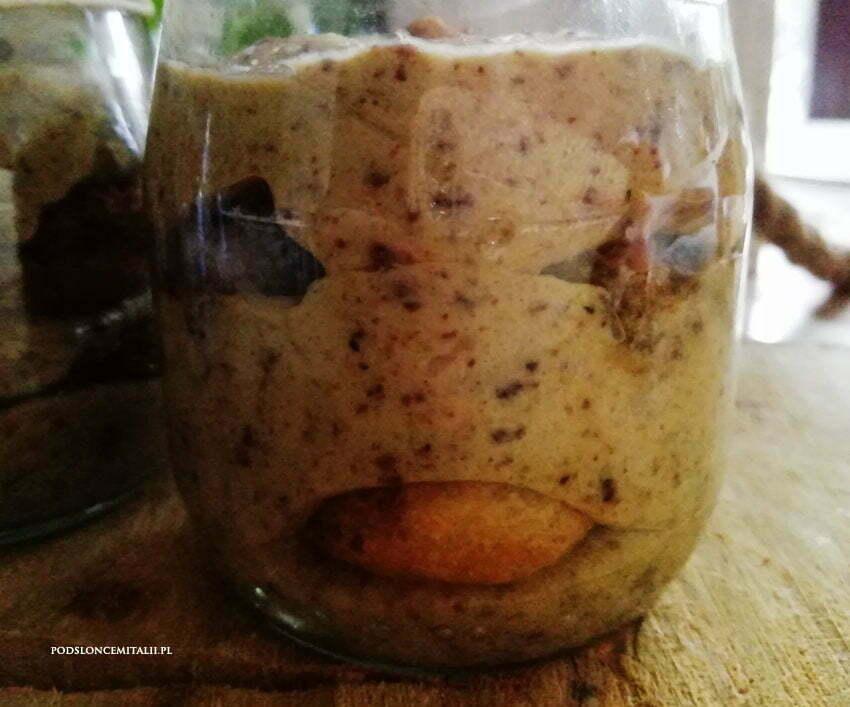 pistacjowe tiramisù