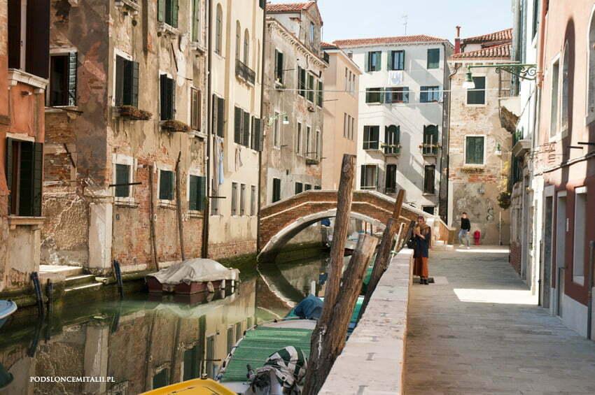 Cannaregio: najstarsze getto świata znajduje się w Wenecji
