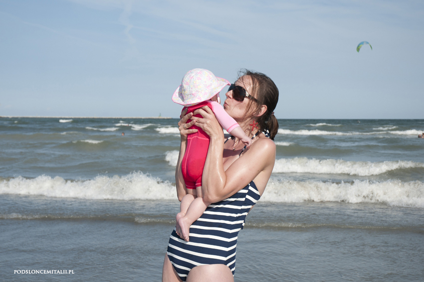 Włochy w lecie z niemowlakiem - wszystko co powinieneś wiedzieć