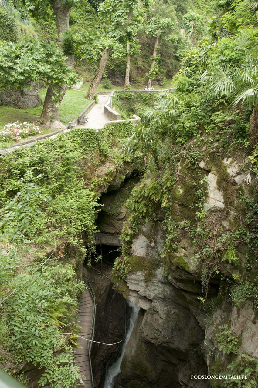 Orrido di Bellano, czyli jedna z największych atrakcji po wschodniej stronie jeziora Como
