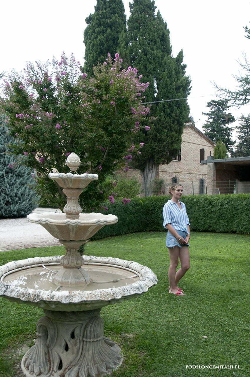 Agriturismo Miralbello: San Lorenzo in Campo (PU), Marche