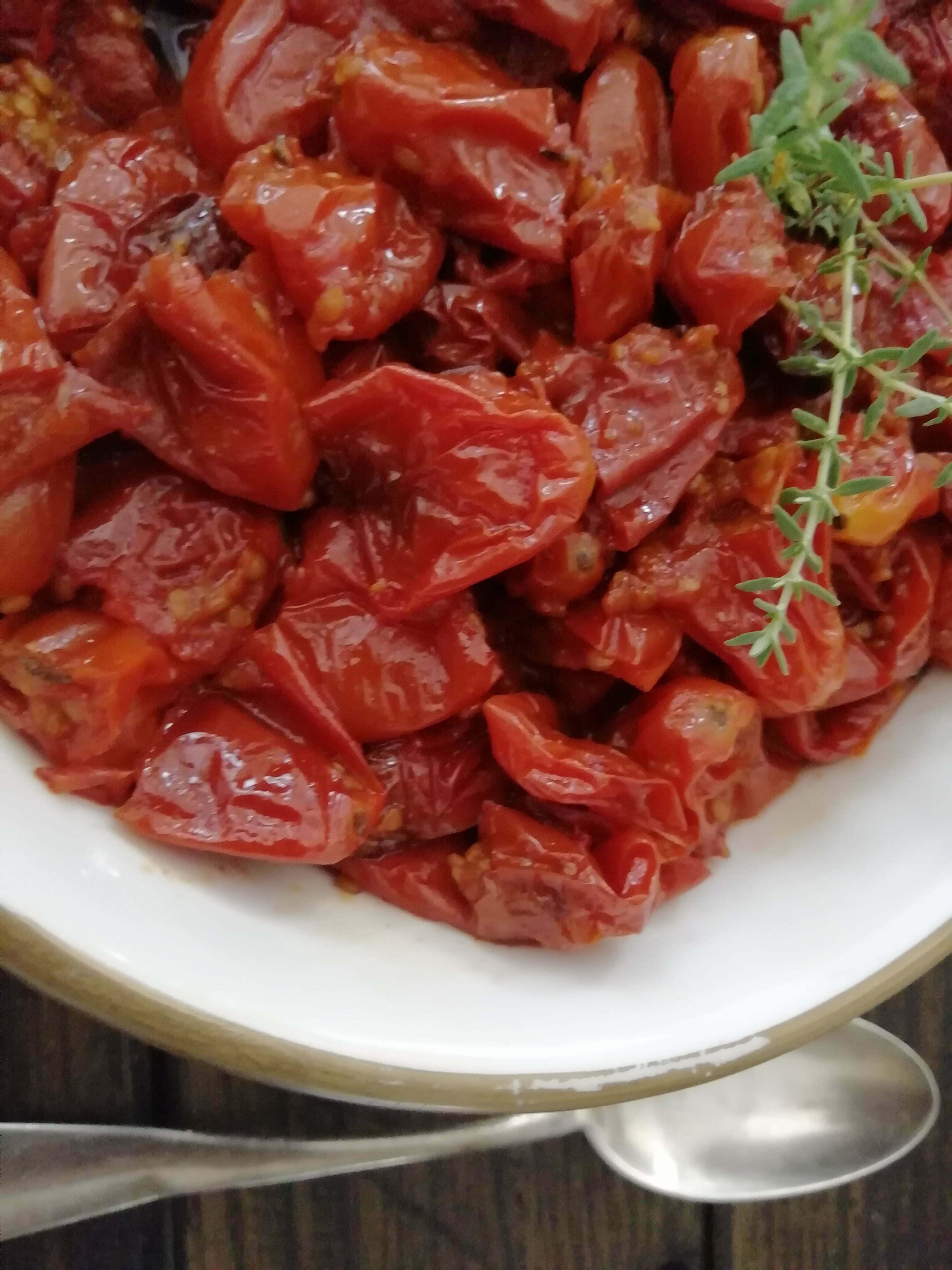 Santa Margherita Ligure - przepis na pomidorki z tymiankiem + kilka sprawdzonych adresów