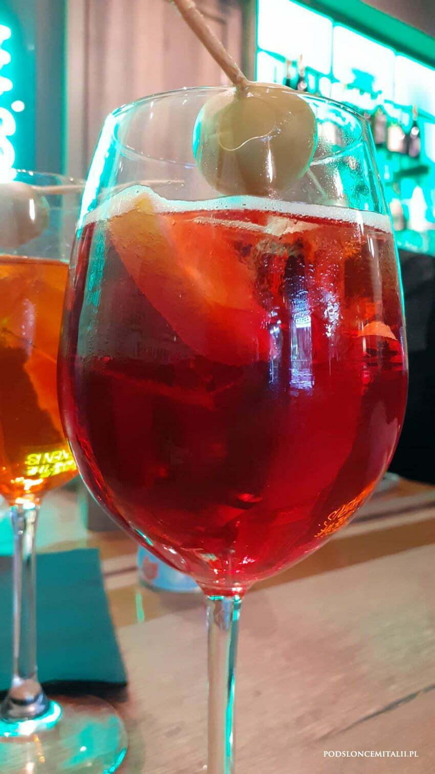 Nie Aperol i nie Campari, w Wenecji do Spritza dodaje się Select