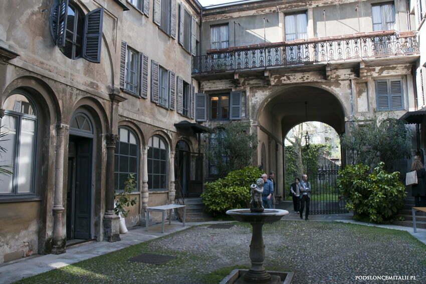 10 romantycznych zakamarków w Mediolanie